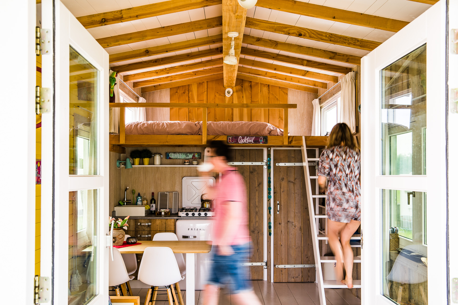 Tiny House Schoonhoven airbnb