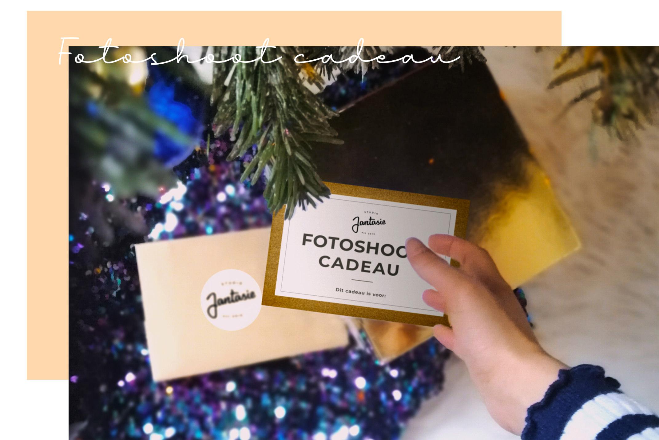 Fotoshoot cadeau